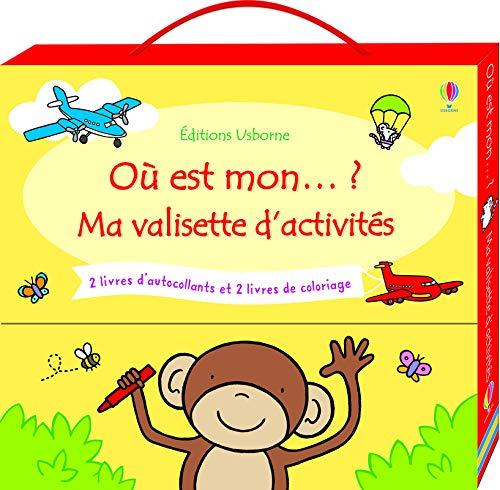 Ma Valisette d'Activités - Où est mon...? par Collectif