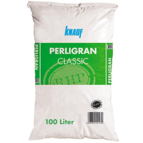 Knauf Perlite Perligran Classic 0/6 - 100 Liter Sack
