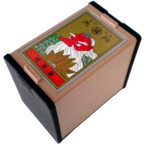 Nintendo playing cards round Fu Tengu black (japan import)
