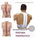 51iJEg0E5TL. SL160  Correttore posturale per raddrizzare schiena e spalle (raddrizzaspalle)