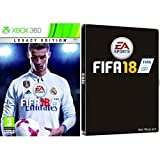 FIFA 18 Legacy Edition + Steelbook Esclusiva Amazon - Xbox 360