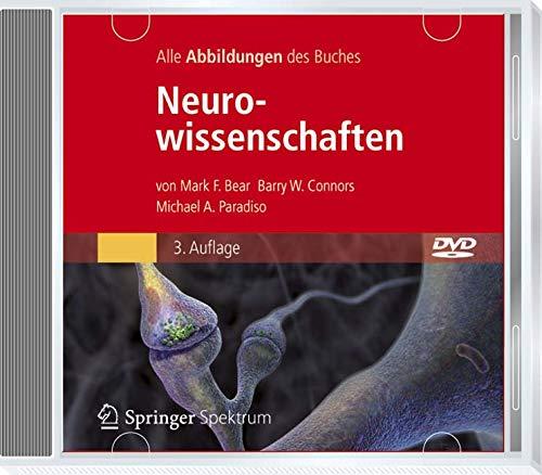 Bild-DVD, Neurowissenschaften: Die Abbildungen des Buches (Abbildung Form)