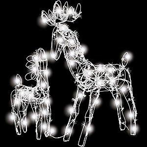 TecTake LED Iluminación navideña de