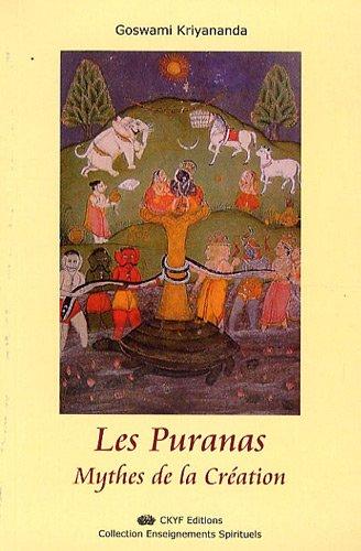 Les Puranas, mythes de la création