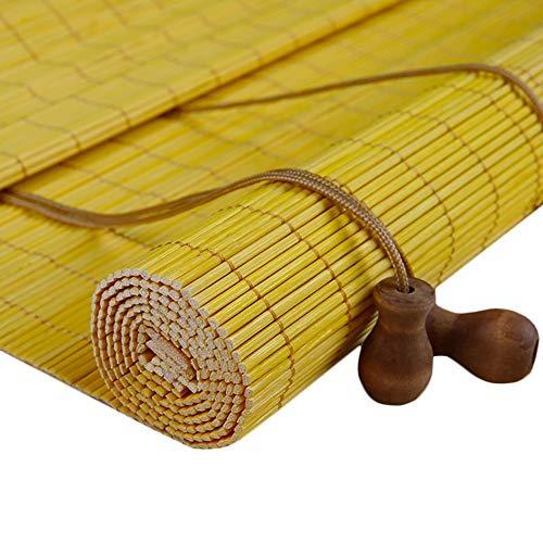 Marca: LIQICAISobre el producto:- Material: bambú natural seleccionado.- Principio de funcionamiento: sistema de cordón, cuerda de elevación.- Material de cordón: Poliéster.- Proceso: fumigación a alta temperatura, carbonatación, tejido artesanal.- T...
