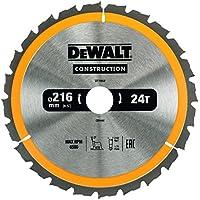 DeWalt Lame de scie circulaire 216/30mm 24WZ, 1pièce, dt1952de QZ