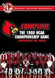 The 1980 NCAA Championship Game - Louisville Vs. UCLA by Artist Not Provided