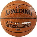 Spalding NBA Downtownbrick Basketball-Ballon Orange Taille 7