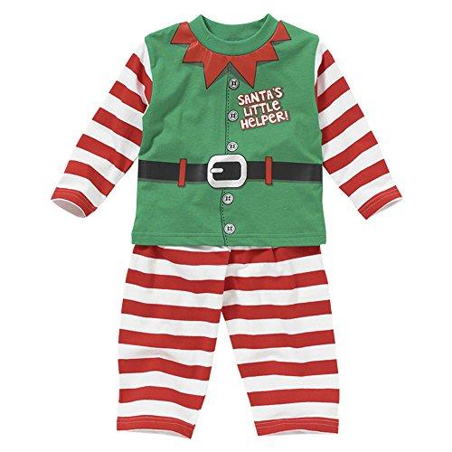 Dress Up Pyjamas Mädchen Kleid Gr. für Babys von 12-18 Monaten, Grün - Grün - Grün