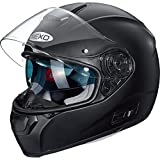 Motorradhelm Nexo Integralhelm Comfort mattschwarz M