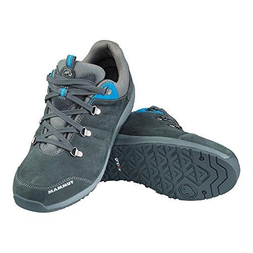 Mammut Chuck Low Men (Backpacking/Hiking Footwear (Low)) graphite/atlantic