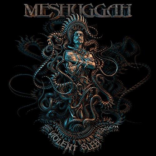 Meshuggah: The Violent Sleep of Reason (Audio CD)