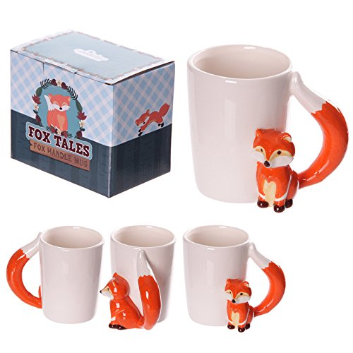 cute-fox-shaped-handle-mug