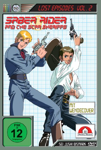 Saber Rider and the Star Sheriffs - Lost Episodes, Vol. 2