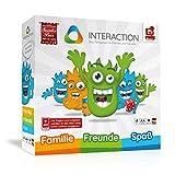 Rudy Games Interactieve plankspel, plezierig met app en kleurstift, voor kinderen en vrienden vanaf 8 jaar