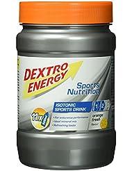Dextro Energy Isotonic Sports Drink Orange Fresh Flavour, 1er Pack (1 x 440 g)