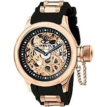 Invicta 1090 - Reloj para hombre color multicolor / negro