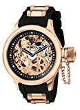 Invicta 1090 Russian Diver Reloj para Hombre acero inoxidable Manual Esfera negro