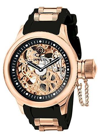 Invicta Herren-Armbanduhr Handaufzug Analog 1090