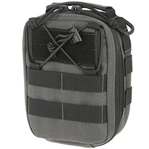 Maxpedition FR-1 Combat Medical Pouch Tasche, Wolf-Grau, Einheitsgröße -