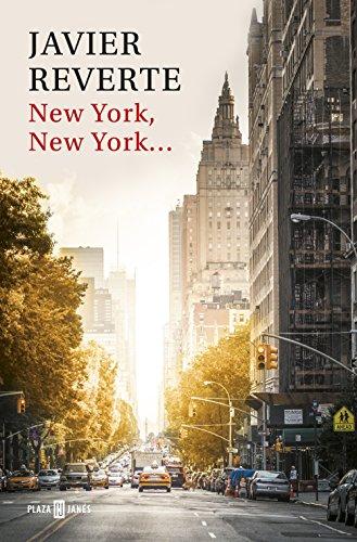 Copertina del libro New York, New York...