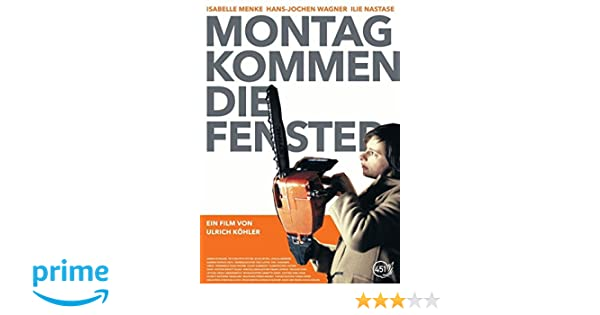 Montag kommen die Fenster: Amazon.de: Isabelle Menke, Hans-Jochen ...