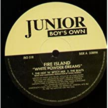 "WHITE POWDER DREAMS 12 inch (12"" Vinyl) UK JUNIOR BOY'S OWN"
