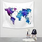 LKLKS [Kopieren]- Map Tablecloth (Kombi -Tischtuch) u Ebay Amazon Digital Printed Wallboard, Sand Towel Tablecloth,3,203x150