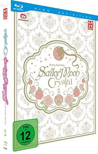 Sailor Moon Crystal - Vol.3 + Sammelschuber [Limited Edition] [Blu-ray] -