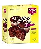 Muffins Choco Tortine con Cioccolato senza Glutine 260 G