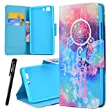 Doogee X5 X5PRO Wallet Case, We Love Case Leather Stand Flip Folio Card Holder Slot Great Pattern Cute Cover, Premium PU Protective Shock Absorption Proof Drop Defend Anti Scratch Shell for Doogee X5 X5PRO - Silver