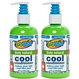 Trukid Cool Conditioner, Light Citrus, 2 Count