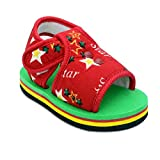 #4: Chiu Soft Baby Velcro Whistle Musical Outdoor First Walking Sandal For Your Baby