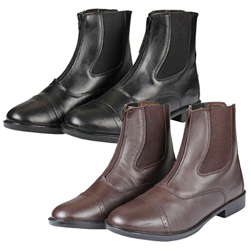 NATURAL STALL JODHPURSTIEFEL / BRAUN/ LADIES GR.39