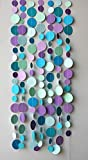 Bubbles party decoration, Mermaid party decoration, Mermaid Birthday decorations,Mermaid bubbles garland,Mermaid bubbles party,Paper garland by Boston Traders