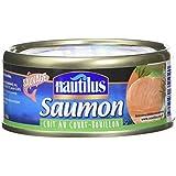 Saumon sauvage cuit au court bouillon