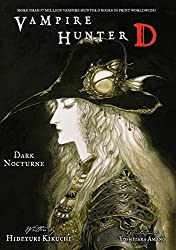 Vampire Hunter D Volume 10: Dark Nocturne (v. 10) by Hideyuki Kikuchi (2008-04-08)