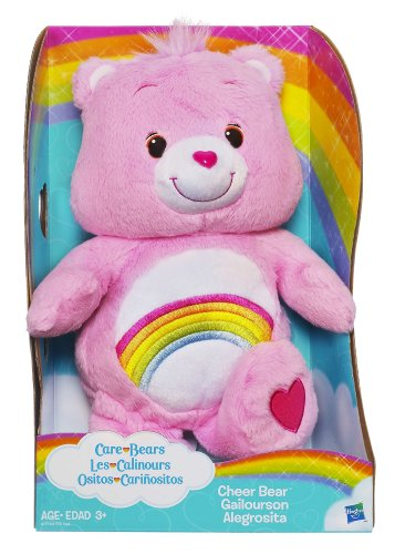 Care Bears Cheer Bear 12 Inch Plush by -