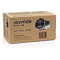 Fumar Chips para alimentos fríos fumadores 4x 250ml