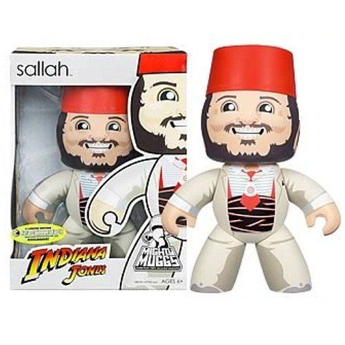 Indiana Jones Sallah Mighty Muggs Entertainment Earth Exclusive Picture