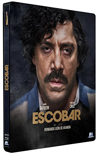 Escobar - Edition limitée Steelbook - BluRay [Blu-ray] [Édition SteelBook]