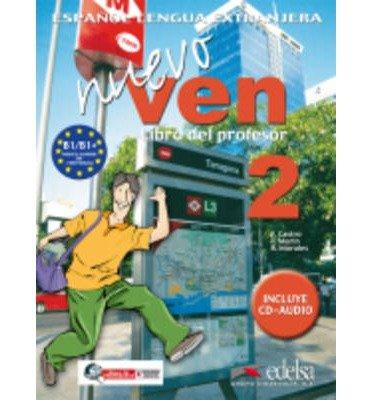 Nuevo Ven: Libro Del Profesor + CD 2 (Mixed media product)(Spanish) - Common