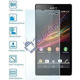 Protector de Pantalla Cristal Templado Premium para Sony Xperia Z C6602 L36H
