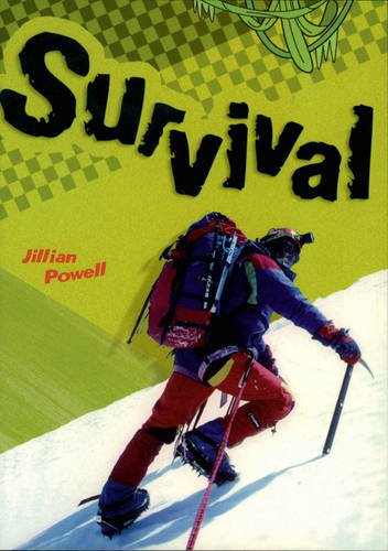 Pack Of 3: Survival: Pocket Tales Year 6 (POCKET READERS NONFICTION)