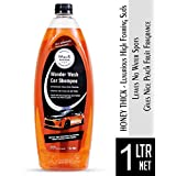 Wavex® Wonder Wash Car Shampoo (1L) pH Neutral Formula For Safe, Spot Free Cleaning - Honey Thick, Luxurious Suds That Always Rinses Clean - Ultra Slick Formula That Wont Scratch or Leave Water Spots, Peach Fruit Fragrance