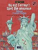 Telecharger Livres Ou est l erreur Spot the Nonsense Un livre jeu bilingue anglais francais pour les enfants a partir de 10 ans (PDF,EPUB,MOBI) gratuits en Francaise