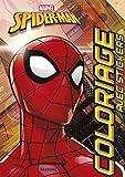 Marvel Spider-Man - Coloriage avec stickers...