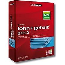 Lexware Lohn+Gehalt 2012 (Version 16.00) (benötigt Zusatzupdate ab 01.06.2012)