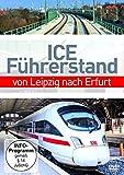 ICE - Führerstand von Leipzig nach Erfurt