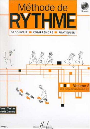 Preisvergleich Produktbild Méthode de rythme Volume 2
